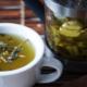 Имбирный чай. Ginger tea